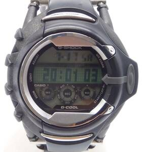 CASIO カシオ G‐SHOCK ジーショック ジークール ピニンファリーナデザイン GE-2000 デジタル クォーツ メンズ 腕時計 ブラック レザー