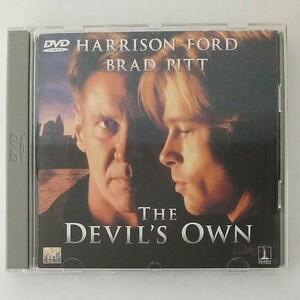 【再生回数少】「THE DEVIL'S OWN 」('97米)DVD