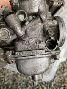 CBX400F キャブレター VE50A H