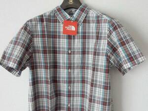 新品/サイズ:XL■THE NORTH FACE■ザノースフェイス/シャツ/半袖シャツ/ハメットシャツ/NR01902Z/メンズ/静電ケア/新品未使用タグ付