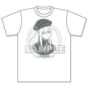 送料無料 Re:ゼロから始める異世界生活 エキドナ Tシャツ Lサイズ リゼロ アニメグッズ MF文庫J 0