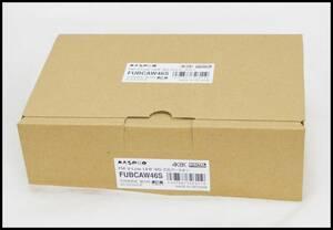 未使用 マスプロ FUBCAW46S ブースター 共同受信用 FM V-Low UHF BS CSブースター 4K 8K デジタル放送対応 屋内用 AC100C方式 MASPRO 残2