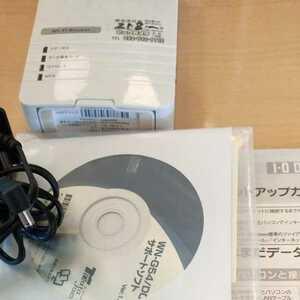 docomo L-07A L-05A L-02A A2502対応 USB PCカード  対応ルーター WiFi WN-G54/DCR I-O DATA
