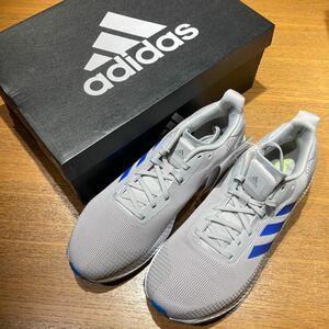 adidas ランニングシューズ27.0センチ