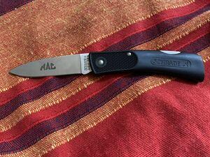 マックツール MAC TOOLS シュレード SCHRADE 折りたたみナイフ フォールディングナイフ