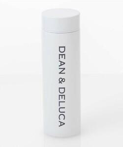 GLOW 2021年8月号 増刊 特別付録DEAN & DELUCA[ディーン&デルーカ]ステンレスボトル〈ホワイト〉