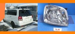三菱 ディオン 右ヘッドライト/ランプ TA-CR6W 21-3037 中古