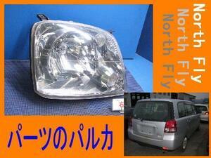 三菱 ディオン 右ヘッドライト/ランプ/レンズ TA-CR6W 21-18988 中古