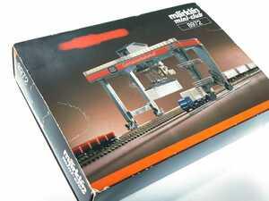 ★Marklin mini club(メルクリン)製 #8972 Container Terminal Kit. (コンテナターミナルセット):送料無料★