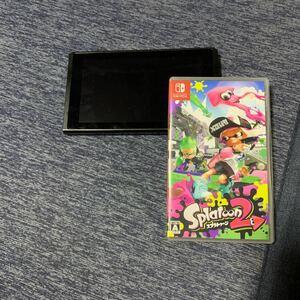 Nintendo Switch ニンテンドースイッチ スプラトゥーン2 任天堂Switch