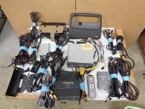ナビ ETC連動 バックカメラ 地デジ フィッティング付き ボルボXC90 3.2AW