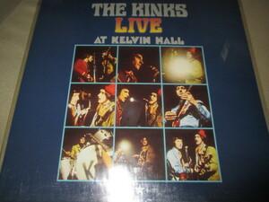 the kinks / live (重量盤ステレオ送料込み!!)
