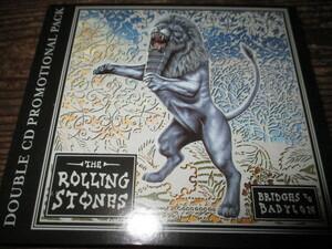 rolling stones / bridges to babylon (インタビューCD付き2枚セット送料込み!!)