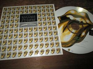 rolling stones / anybody seen my baby (オランダ盤紙ジャケットCDシングル送料込み!!)