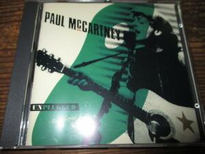 paul mccartney / unplugged (UKSWINDONプレス送料込み!!)