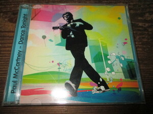 paul mccartney / dance tonight (US盤RARECDR送料込み!!)