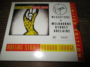 rolling stones / voodoo lounge (オーストラリア限定送料込み!!)