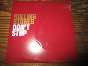 rolling stones / don't stop (edit収録EUCD送料込み!!)