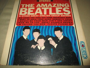 beatles / the amazing beatles (clarion盤送料込み!!)