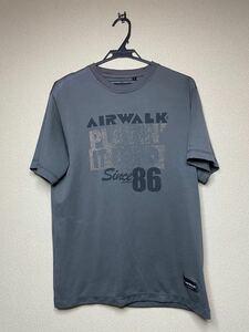 airwalk スポーツウェア グレー Lサイズ