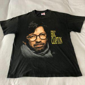 エリッククラプトン ツアーtシャツ LGサイズ