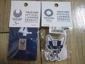 送料無料 東京パラリンピック TOKYO2020 ピンバッジ エンブレム マスコット 公式ライセンス商品 オリンピック 新品