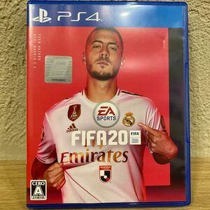 PS4 ソフト FIFA20 [通常版] サッカー