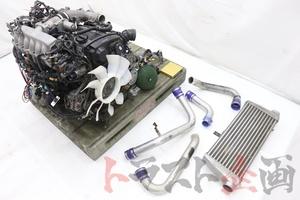 1300118301 RB25DET ネオ6 エンジンAssy GT-RSタービン付き スカイライン 25GTターボ ER34 前期 4ドア トラスト企画 送料無料 U