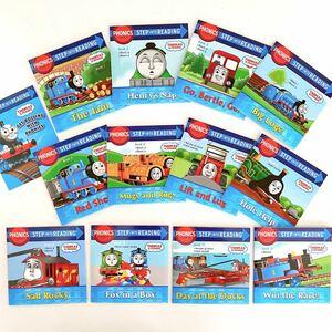 きかんしゃトーマス 英語絵本 多読 洋書 12冊 フォニックス dwe 機関車 トーマス