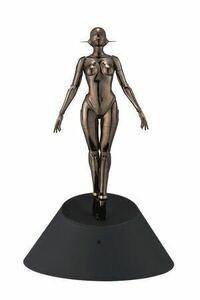 空山基 Sexy Robot floating 1/4 scale edition black ver. ED500 当選 ブラック 村上隆 花井祐介 KYNE ロッカクアヤコ 現代アート