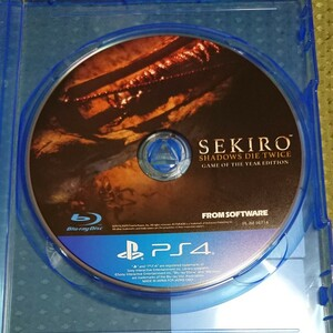 SEKIRO GAME OF THE YEAR EDITION