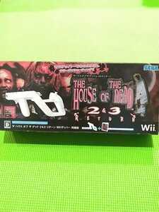 Wii ザ ハウス オブ ザ デッド 2&3リターン ザッパー同梱版
