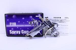 ●【未使用】meiji/メイジ F110-P10P 汎用ハンドスプレーガン 圧送式 エアー工具③【10675225】
