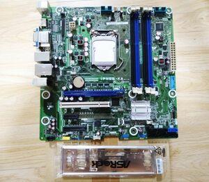 ジャンク ★ EPSON MR4500E マザーボード IPMSB-KA ★ I/Oパネル付き LGA1150  Haswell JUNK