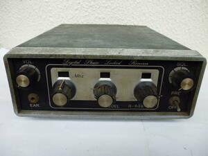 メーカー不明 受信機 R-508 電源OKジャンク
