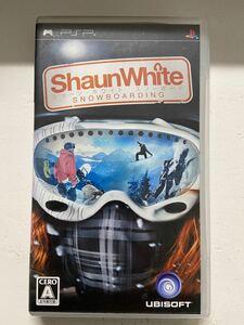 【PSP】 ショーンホワイト スノーボード