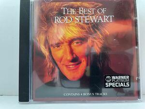 ロッド・スチュワート CDアルバム Rod Stewart The Best Of Rod Stewart