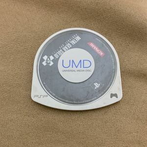 METAL GEAR SOLID PORTABLE OPS+ ジャンク品 PSPソフト