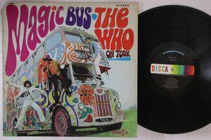 米LP Who Magic Bus DL75064 DECCA /00260