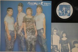 LP Sheena & The Rokkets 真空パック ALR6023 ALFA /00260