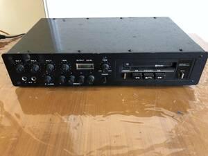 設備用?Clarionクラリオン ワイヤレスミキサーアンプカセット