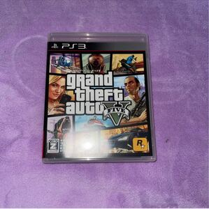 グランドセフトオート5 GTA5 PS3 Grand Theft Auto V PS3ソフト
