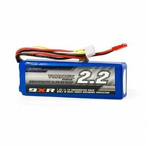 Turnigy 11.1V 2200mAh 送信 リポバッテリー
