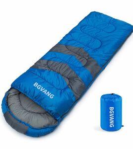 寝袋 封筒型 キャンプ