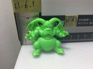 ドラゴンクエスト 消しゴム フィギュア アンクルホーン 緑◆検索→キャラクターDragonQuest Ⅰ勇者Ⅱ魔王ⅢコレクションⅣドラクエⅤ