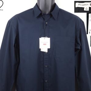 《郵送無料》■Ijinko◆新品☆UniqloユニクロJ W Anderson S サイズ長袖シャツ