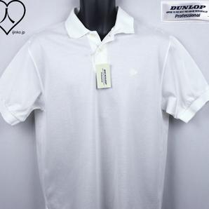 《郵送無料》■Ijinko◆新品☆ダンロップDunlop日本製 L サイズ半袖ポロシャツ