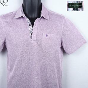 《郵送無料》■Ijinko美品◆スコッチハウス The Scotch House S サイズ半袖ポロシャツ