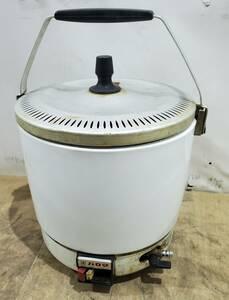 パロマ ガス炊飯器 2L 「LPガス用」 店舗 厨房