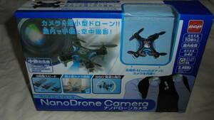 【未使用品!!】CCP ナノドローンカメラ カメラ付超小型ドローン 全幅44mm 30万画素■ラジコン/ヘリコプター
